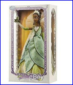 Disney The Princess and the Frog Exclusive Limited Edition 18 Inch Tiana Doll
