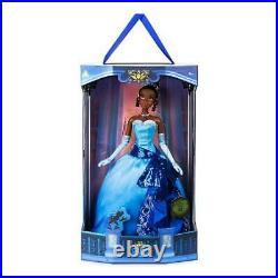 Disney Tiana Limited Edition Doll 17 Princess & The Frog 10th Anniversarynew