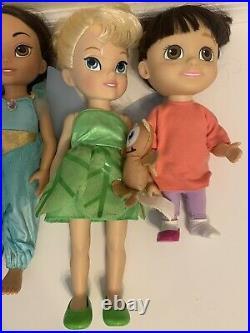 Disney Toddler Princess Dolls And Mini Dolls Lot