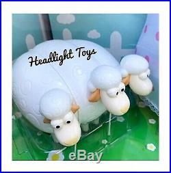Disney Toy Story 4 Bo Peep Doll & Sheep Signature Collection Film Replica + Mini