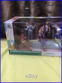 Disney Wreck It Ralph 2 Vanellope Comfy Princesses Doll Set