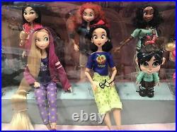 Disney Wreck It Ralph Breaks the Internet Princesses Doll 6 15 Dolls Set NEW