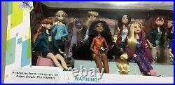 Disney Wreck It Ralph Breaks the Internet Princesses Doll BIG SET DAMAGED BOX