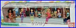 Disney Wreck It Ralph Breaks the Internet Princesses Doll Set First Edition NRFB