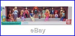 Disney Wreck it Ralph 2 Breaks the Internet Doll Set Vanellope with Princesses