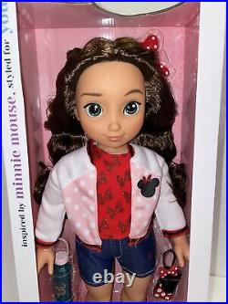Disney ily 4ever 18 Doll Inspired By Minnie Mouse With Bow Dots Jakks 2021