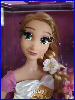 Disney limited edition Rapunzel 10th anniversary doll Disney Princess