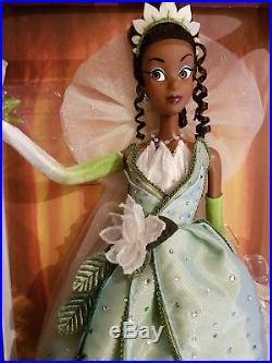 Disney limited edition doll princess Tiana 17