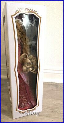 Disney princess Sleeping beauty 17 Limited Edition Doll Aurora Pink