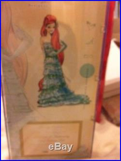 Disney princess designer collection Ariel doll Ltd 8000 worldwide