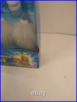 Disney's Atlantis Crystal Princess Kida doll withlight up necklace Mattel 29327