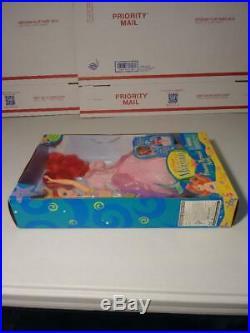 Disney's The Little Mermaid Princess Mermaid Ariel NIB 1997 Barbie Doll Collect