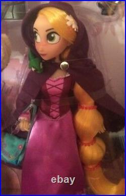 Disneystore Authenic Tangled Series Rapunzel + Maximus Adventure Set Bnib