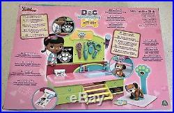 Doc McStuffins Pet Vet Desk Doll Ages 4+ New Toy Doctor Clinic Bracelet Girls