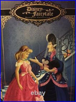Fairytale Designer Doll Set Cinderella And Lady Tremaine! New! 2016 Disney New