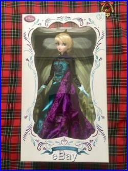 Frozen Disney Queen Elsa of Arendelle Doll Collection Figure Limited Excellent6B