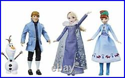 Frozen doll pack Olaf's adventure