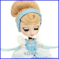 Groove Pullip Disney Doll Princess Collection Cinderella Doll Figure P-197 New