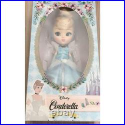 Groove Pullip Disney Doll Princess Collection Cinderella P197 Figure Brand NEW 8