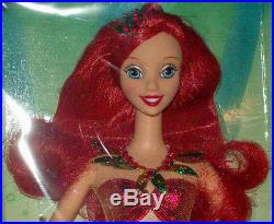 HTF Disney's The Little Mermaid Seaside Holiday Ariel