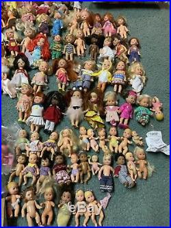 HUGE Disney Princess Barbie ken Kelly Lot 110+ Dolls, Accessories, Prince, shoes