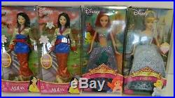 HUGE NEW BARBIE LOT! Pisces, Tanner, Kelly, Easter, Disney Princess + TONS MORE