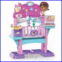 Just Play Doc McStuffins Baby All in One Nursery 3+ Toy Mobile Doll Hospital Fun