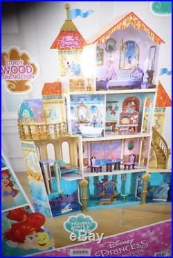 KidKraft Disney Princess Ariel Undersea Kingdom wooden Dollhouse Dolls house