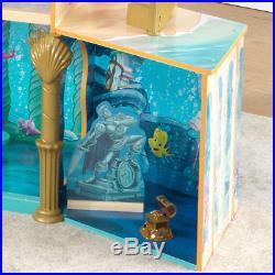 Kidkraft Disney Princess Ariel Undersea Kingdom Wooden Dolls House Dollshouse