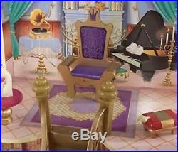 Kidkraft Disney Princess Belle Enchanted Dollhouse Fits Barbie Sized Dolls