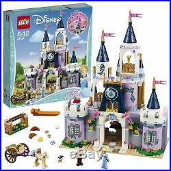 LEGO 41154 Disney Princess Cinderella's Dream Castle Toy Fairytale Doll House