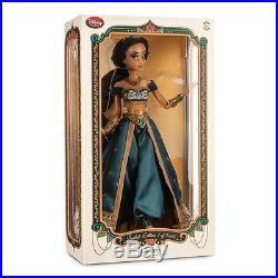 LE Disney Aladdin 17 Princess Jasmine Doll Limited Edition New In Box Shipper