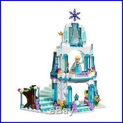 Lego Disney Princess Queen Frozen Elsa Disney doll Play Creativity Toys Puzzle