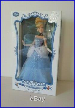 Limited Edition 17 2012 CINDERELLA doll by Disney Store princess