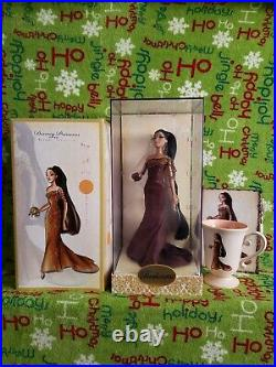 Limited Edition Disney Designer Princess Doll Pocahontas