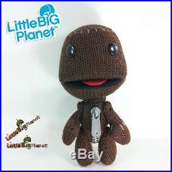 LittleBigPlanet Sackboy Plush Toy SONY PS3 PSP Character Doll Stuffed Animal 7