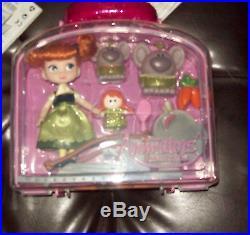 Lot ALL 14 Disney Animator Mini Doll Sets All NIP
