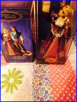 Lot of ALL 5 Sets Disney Fairytale Designer Collection Doll LE in Hand