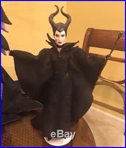 Lote Maleficent Tonner Mattell Disney Store Dolls