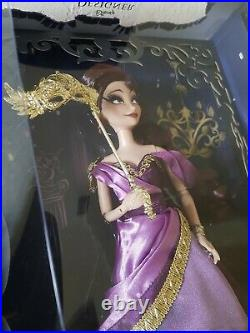 MEGARA Disney Princess Midnight MASQUERADE Designer Doll Limited Edition PERFECT