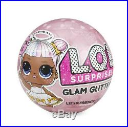 MGA LOL Surprise Glam Glitter Dolls FULL CASE Case of 18 box FAST POST