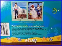 MIB Rare Vintage 1997 Princess Mermaid Ariel Doll by Mattel #17593 Disney