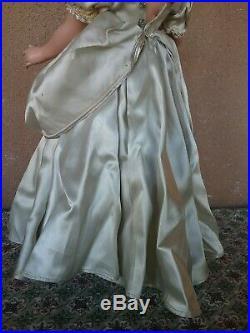 Madame Alexander vintage doll Cinderella princess Disney 1950s Margaret 1 owner