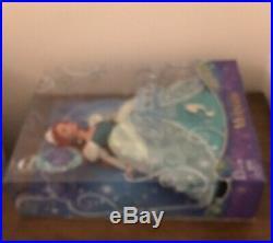 Mattel Disney The Little Mermaid Holiday Princess Ariel Doll 2013 NRFB RARE