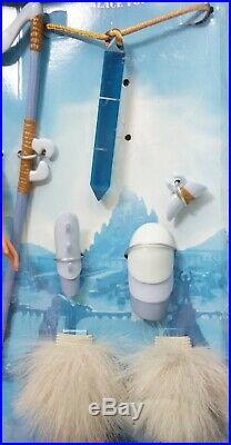 Mattel Disney's Atlantis The Lost Empire Crystal Princess Kida Doll No. 29327