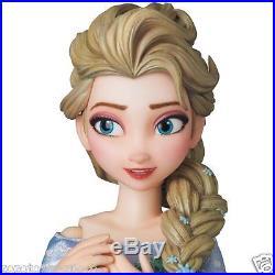 Medicom Toy Real Action Heroes Elsa Frozen 1/6 Scale Figure Doll Japan Licensed