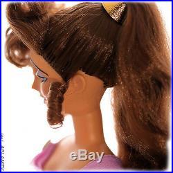 Megara 15 Keepsake Doll from Disney Hercules Rare Vinyl vintage by Applause