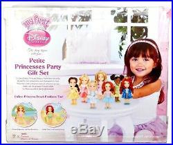 My First Disney Princess Petite Princesses Party Gift 7 6 Doll Set