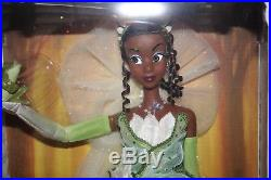 NEWDisney Limited Edition 1 of 5000 The Princess and the Frog Tiana Doll 17