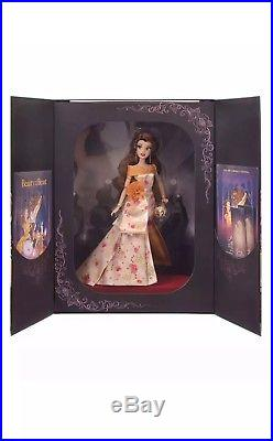 NEW Belle Premiere Series Designer Doll Limited LE PREORDER Disney Princess RARE